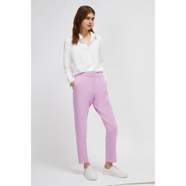 Sundae Suiting Pastel Tailored Trousers - kyoto blossom