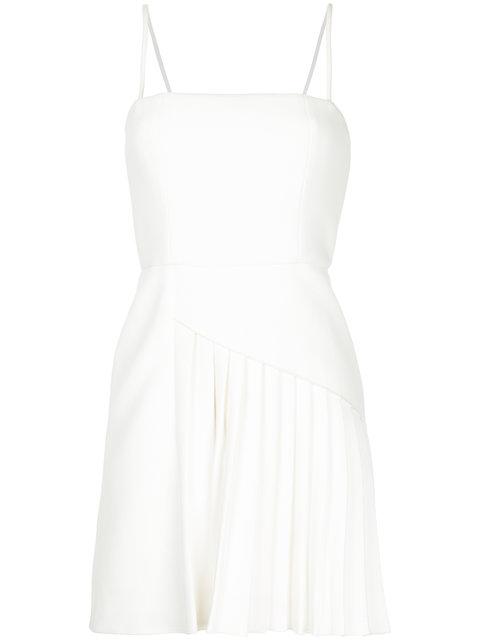 Dion Lee Coil Pleat Mini Dress - Farfetch