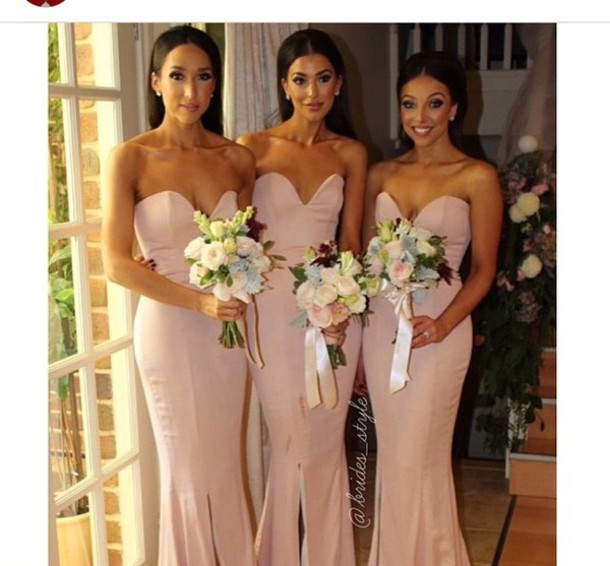 dress evening dress prom dress bridesmaid