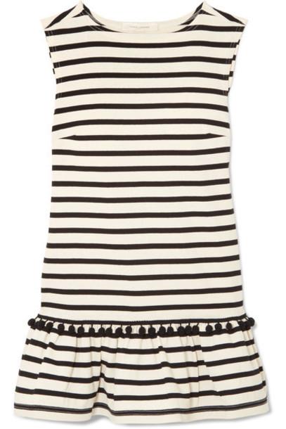 dress mini dress mini embellished cotton