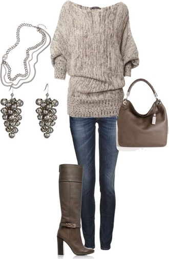 clothes jumper sweater cosy sweaters bag pajamas top brown shoes cute shoes winter sweater winter outfits