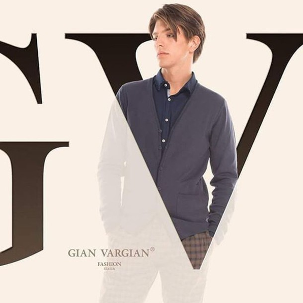 Coat Gian Vargian Outfit Outfit Idea Look Loobook Menswear
