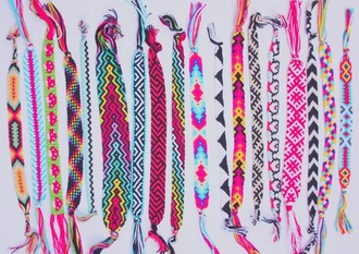 jewels ibiza bracelets friendship bracelet summer bracelet ibiza indian look bohemian bohemian style