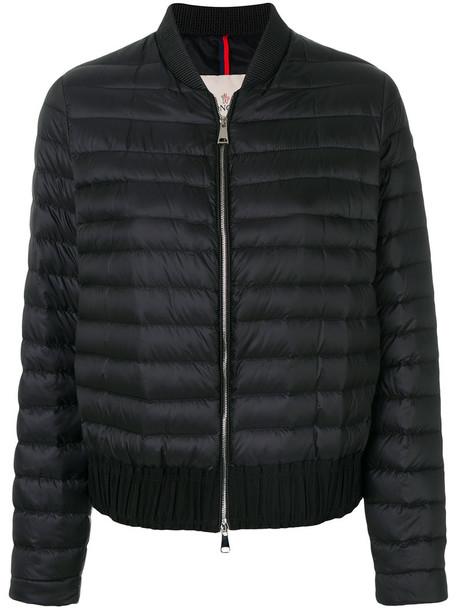 moncler jacket bomber jacket women classic cotton blue