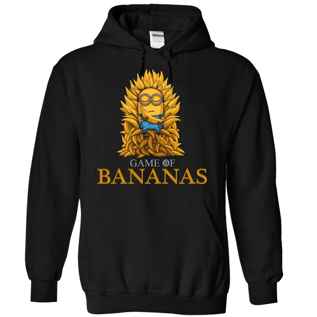 Of Bananas T Shirt & Hoodie