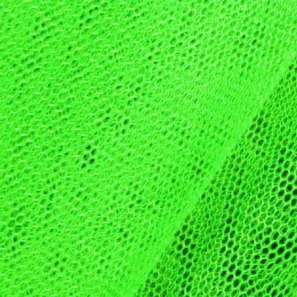 Tulle Fabric colour: Neon Green Tulle