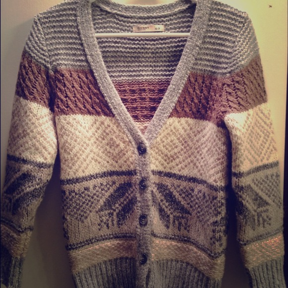 43% off Old Navy Sweaters - Wool old navy sweater from Joy's closet on Poshmark