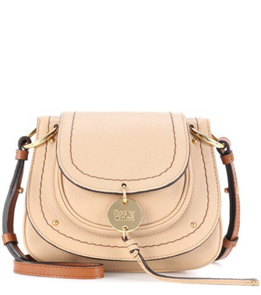 See by Chloe bag crossbody bag leather beige