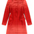 Athena Wool Jacquard Coat In Red Stripe by Jonathan Saunders - Moda Operandi