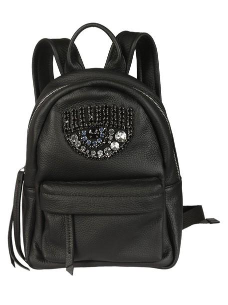 embellished backpack bag