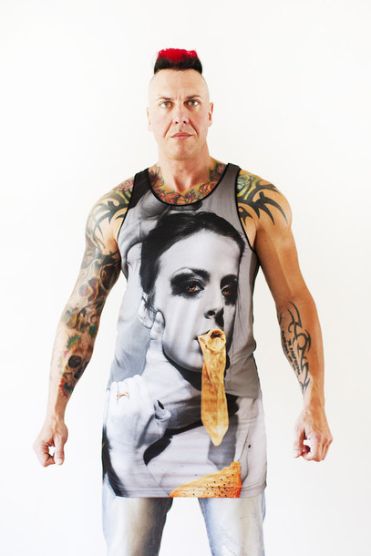 Tank top, 150€ at trash-mode com - Wheretoget