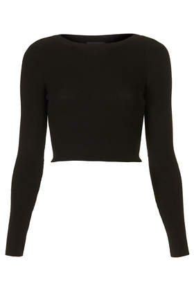 Rib Crop Top - Knitwear - Clothing - Topshop