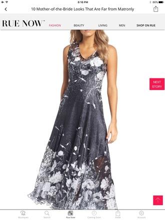 dress on rue la la mother of the bride from nordstromom