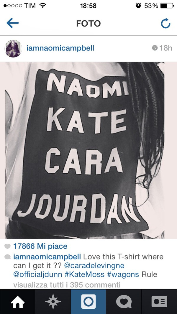 t-shirt cara delevingne naomi jourdan kate model white t-shirt