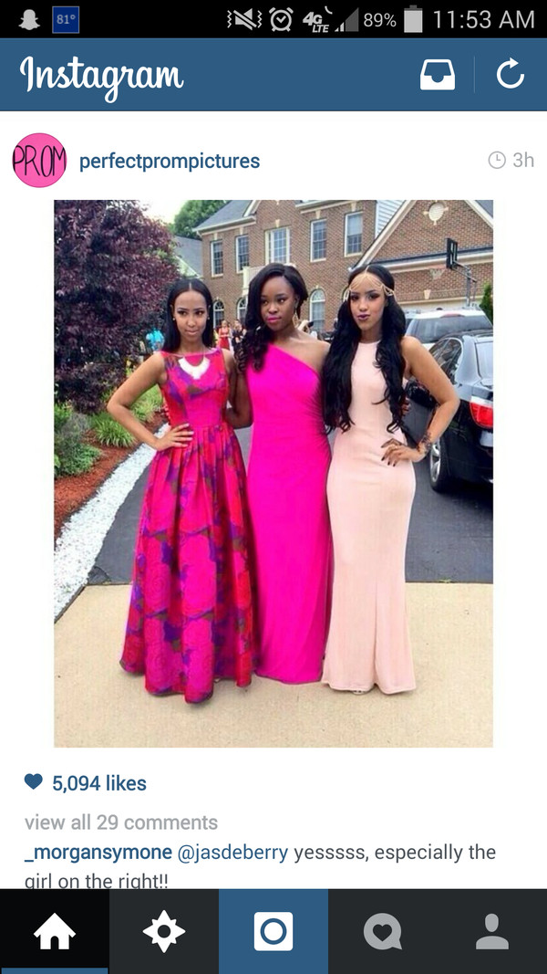 perfectprompictures, prom, formal, beige, peach, prom dress, formal ...