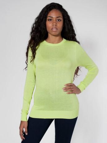 Unisex Knit Sweater Crew Neck 61