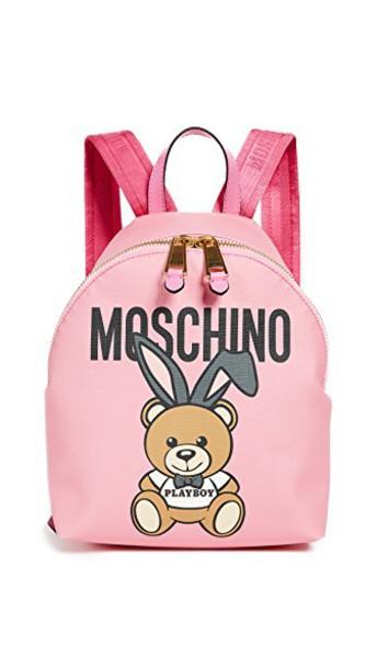 Moschino backpack fantasy print bag