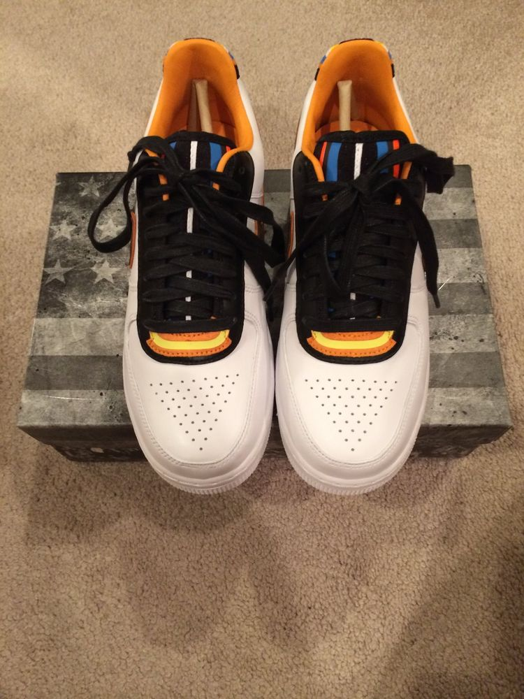 Nike x Riccardo Tisci Givenchy Air Force 1 Size 7 | eBay