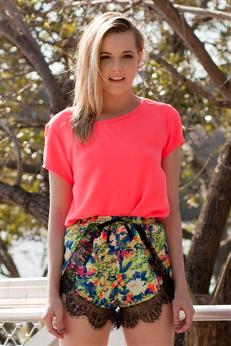 Shop Fashion Avenue - Neon Top