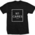 Cagliari Fixed — NO ONE CARES T-Shirt black