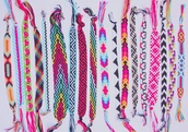 jewels,bracelets,anklet,big,cotton,urgent,colorful,fashion,coulorful,diy jewelry