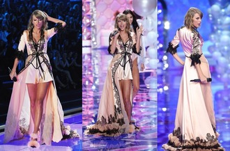 pajamas victoria's secret taylor swift underwear wrap