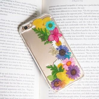 phone cover flowers floral realflowers iphone case iphone cover uniqiue cute handmade handcraft daisy real leaf iphone 6s iphone 6s plus iphone 5s summer shabibisheep colorful hydrangea samsung galaxy cases valentines day gift idea mothers day gift idea holiday gift gift ideas summersummerhandcraft
