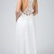 Crochet vine back detail maxi dress