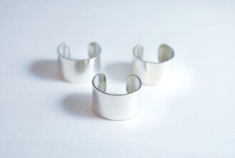 jewels silver ring sterling silver adjustable adjustable ring adjustable silver ring 925 sterling silver jewelry accessories fashion minimalist jewelry