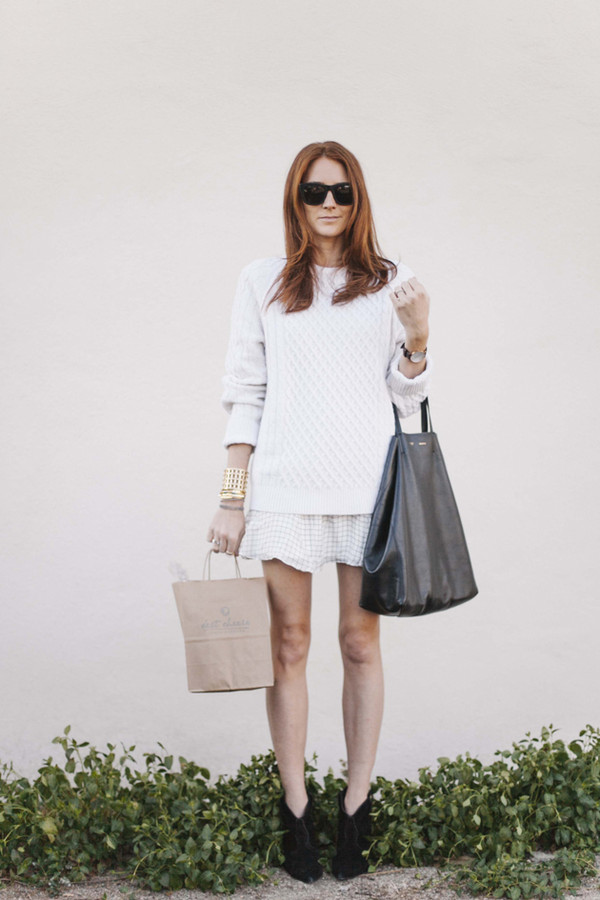 could i have that sweater skirt shoes bag sunglasses jewels