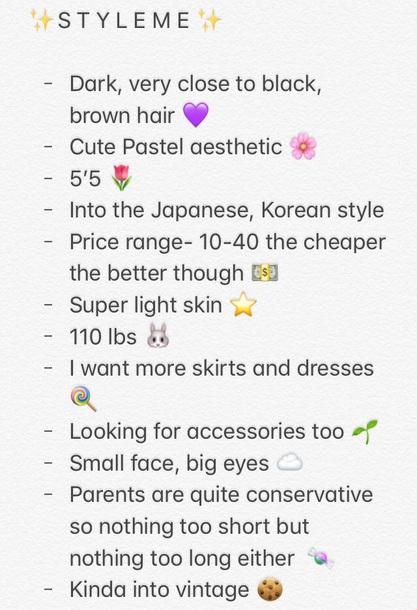 dress style me pastel pink purple lilac dress style sweater sweatshirt cute aesthetic tumblr outfit japanese korean fashion