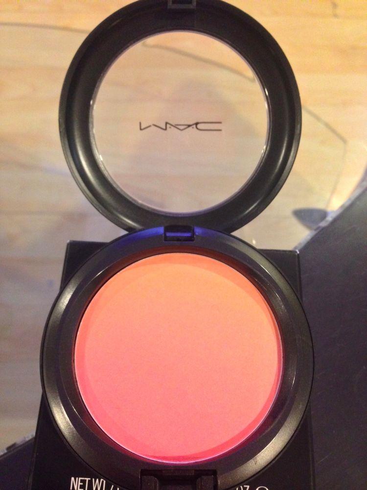 **MAC ~ Ripe Peach Blush Ombre ~ Spring Colour Forecast Collection**NIB