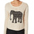 MINKPINK PRIDE OF PLACE JUMPER - NATURAL