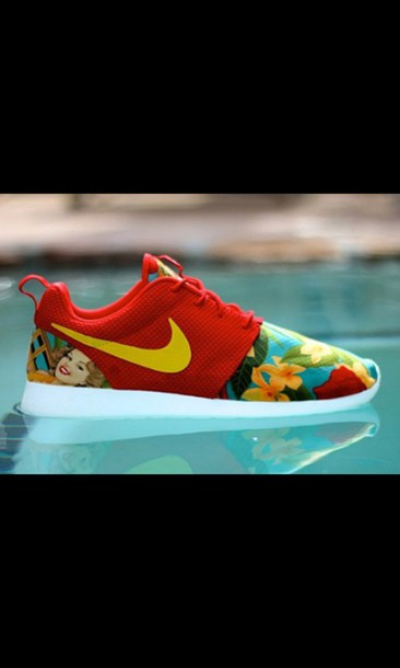 shoes island girl roshe runs