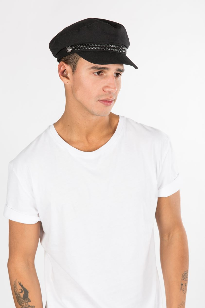 Skyler Hat Black