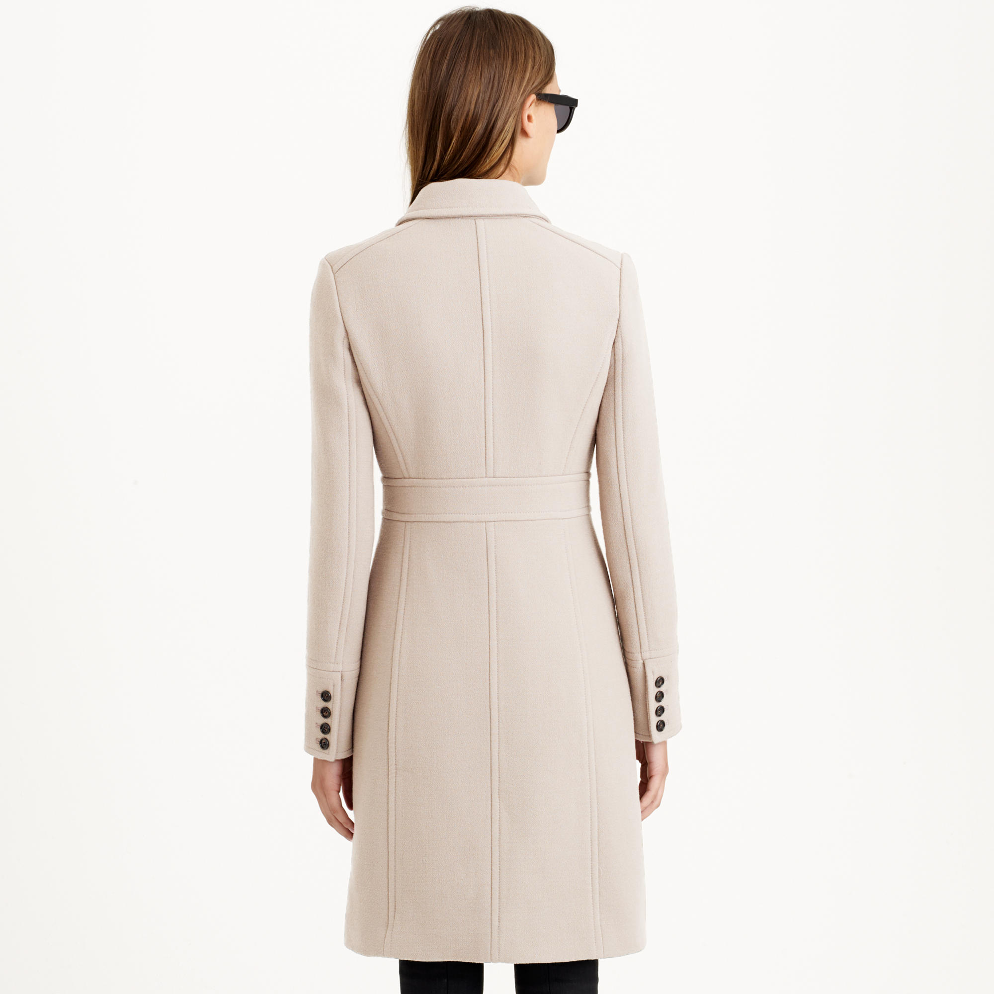 Cloth lady day coat with thinsulate®
