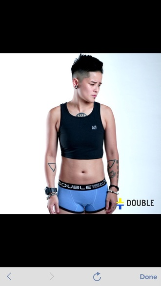 underwear women's lgbt cute boy briefs