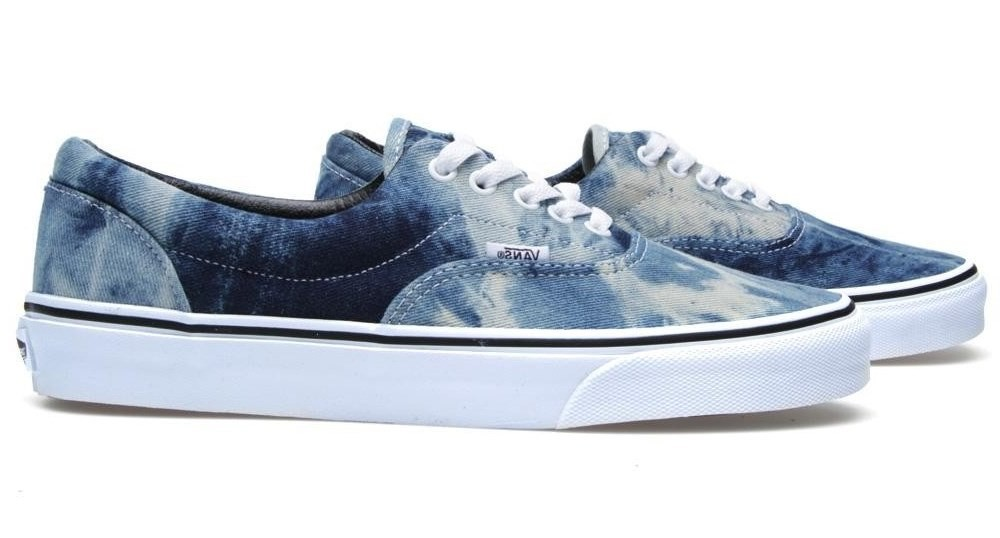 VANS AUTHENTIC ACID DENIM BLUE MENS WOMENS CASUAL SHOES AU