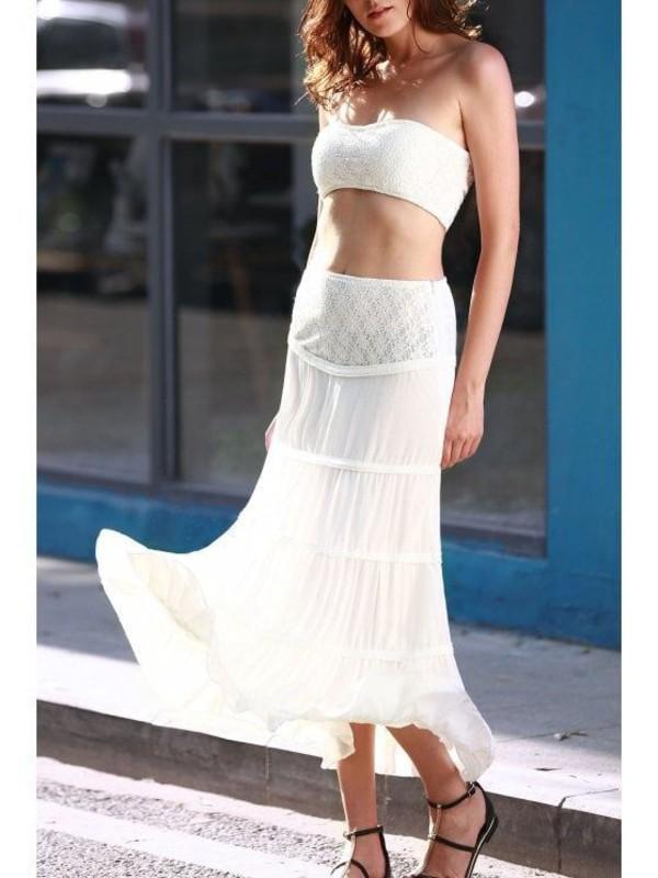 skirt zaful dress