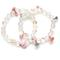 Electric picks cotton candy set of 2 bracelet