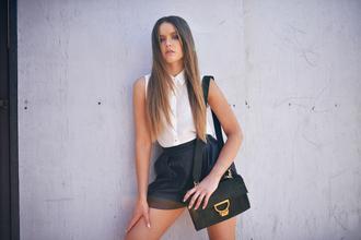 kayture blogger top shorts bag shoes