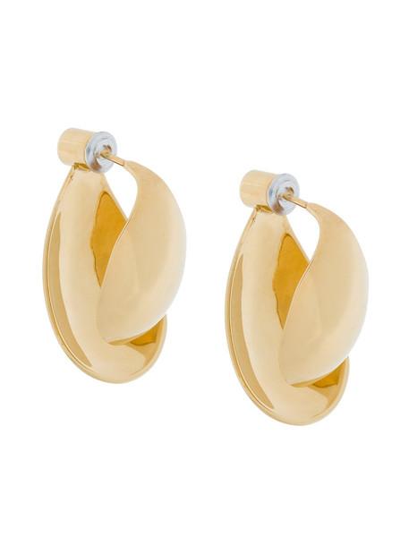 Charlotte Chesnais mini women earrings gold silver jewels
