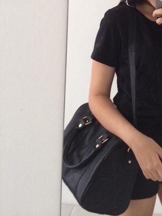 bag black crossbody bag