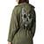 Skull Back Parka Coat | Outfit Made