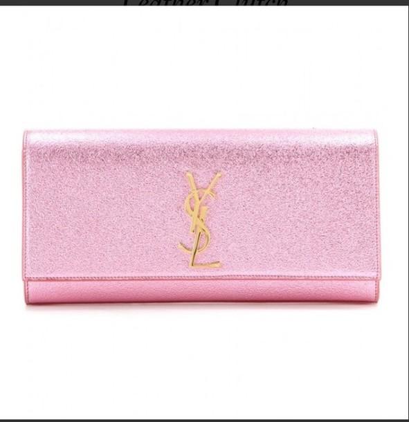 ysl pink bag