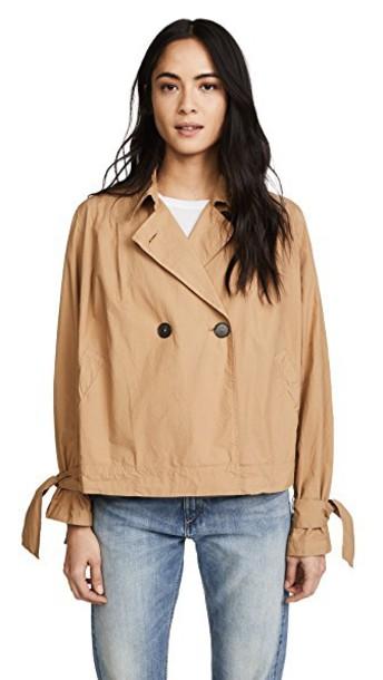 Giada Forte short coat