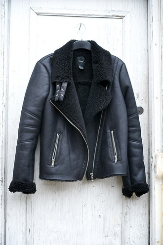 clothes jacket fashion cuir love more