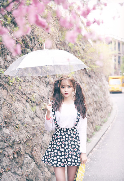 adorable ulzzang asian skirt childish korean