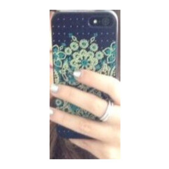 brown jewels iphone 5 cases floral , cute help me to find help love bethany mota motavators help me!! i dont know where i can but vip tickets#help #justinbieber #tickets #belieber #sos #ticket green blue