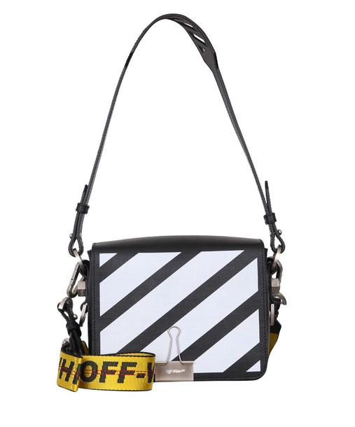 Off-White bag leather bag leather